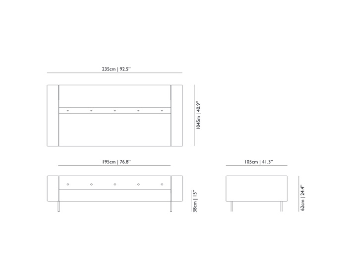 moooi bottoni shelf dimensions