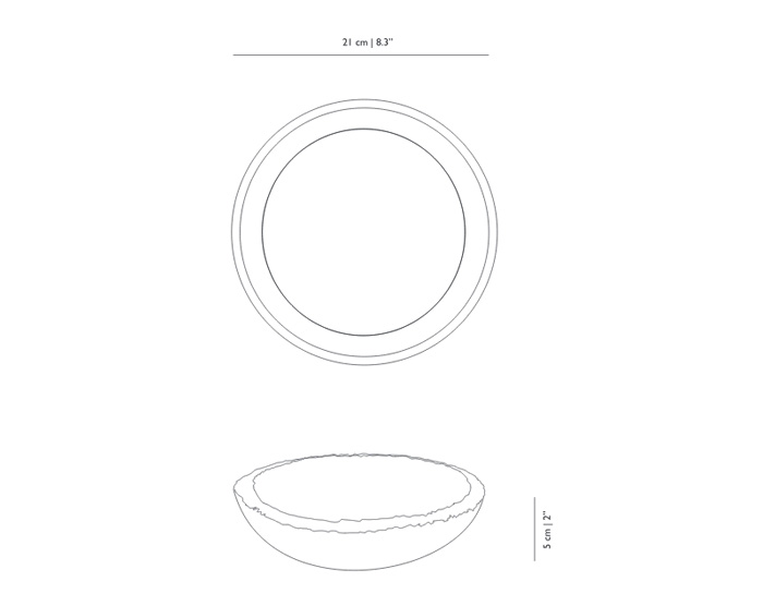 moooi foam bowl dimensions