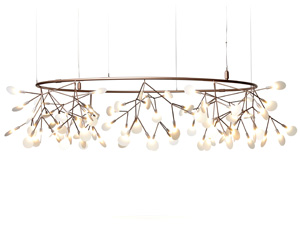 moooi heracleum small big o