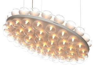 moooi prop light round