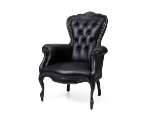 moooi smoke arm chair